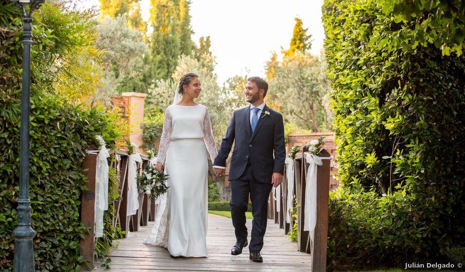 La boda de Jorge y Marta en Madrid, Madrid