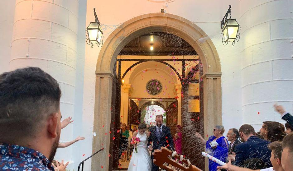 La boda de Ana y Pedro en Villafranca De Los Barros, Badajoz