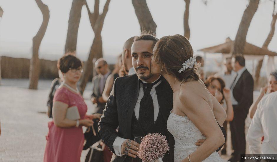 La boda de Sergio y Laura en Villalbilla, Madrid