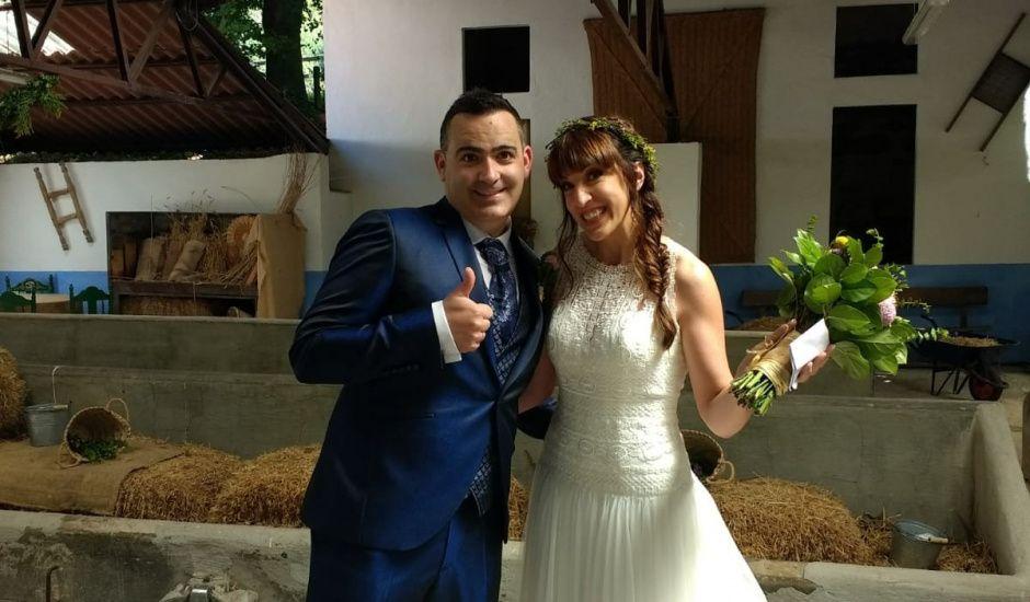 La boda de Mikel y Maite en Markina-xemein, Vizcaya