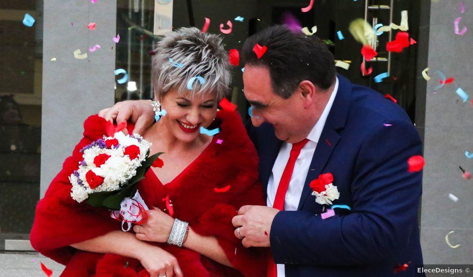 La boda de Paco y Rosa en Castelló/castellón De La Plana, Castellón