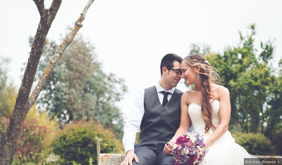La boda de Andreu y Cristina en Fonteta, Girona
