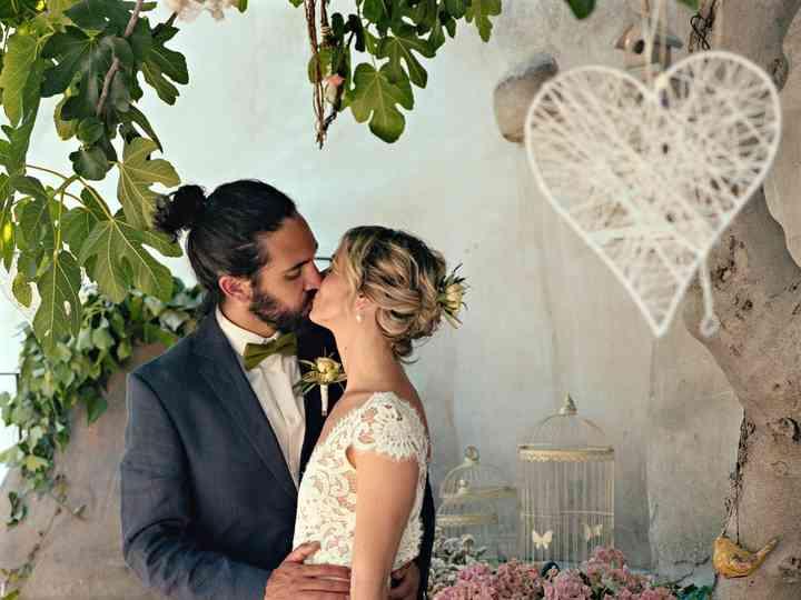La boda de Hayley y Josh