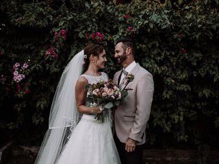 La boda de Laura y Salva