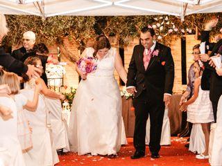 La boda de Carolina y Marcos