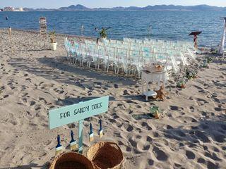 La boda de Marimar y Carlos 2