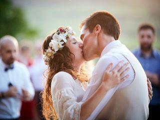 La boda de Nelly y Dany