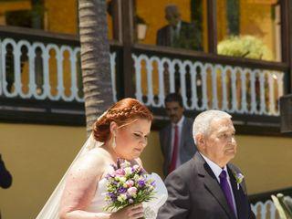 La boda de Merchy y Alejandro 2