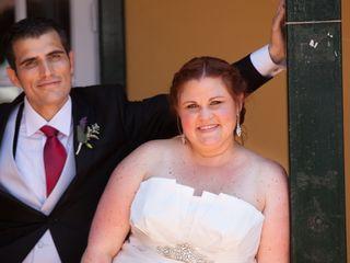 La boda de Merchy y Alejandro