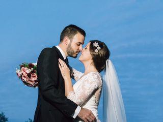 La boda de Virginia y Daniel