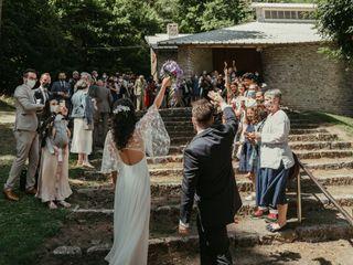 La boda de Celine y Manuel