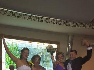 La boda de Caty y Abraham  1