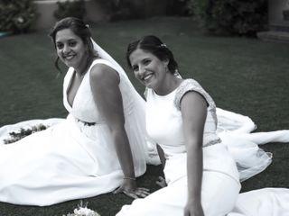La boda de María  y Bea