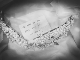 La boda de Maibe y Ben 1