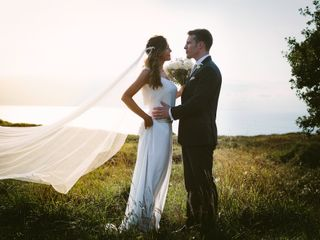 La boda de Maibe y Ben