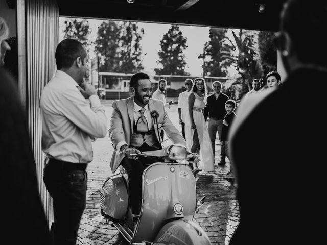 La boda de Salva y Laura en Mijas Costa, Málaga 25