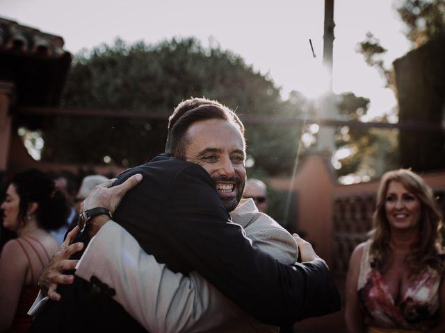 La boda de Salva y Laura en Mijas Costa, Málaga 26