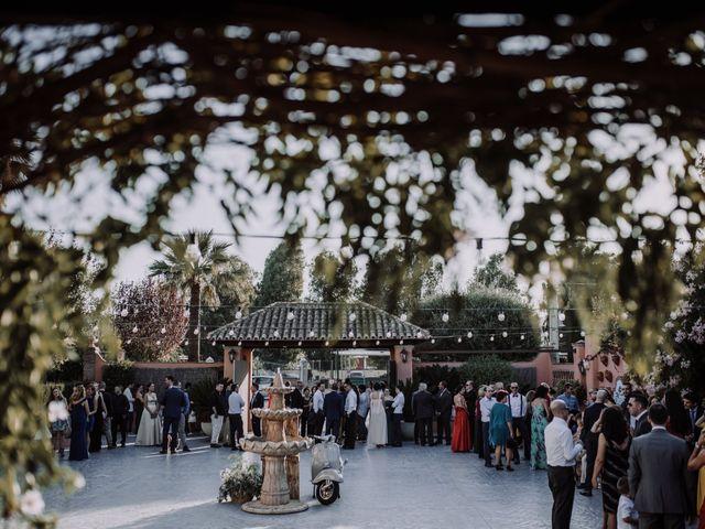 La boda de Salva y Laura en Mijas Costa, Málaga 27