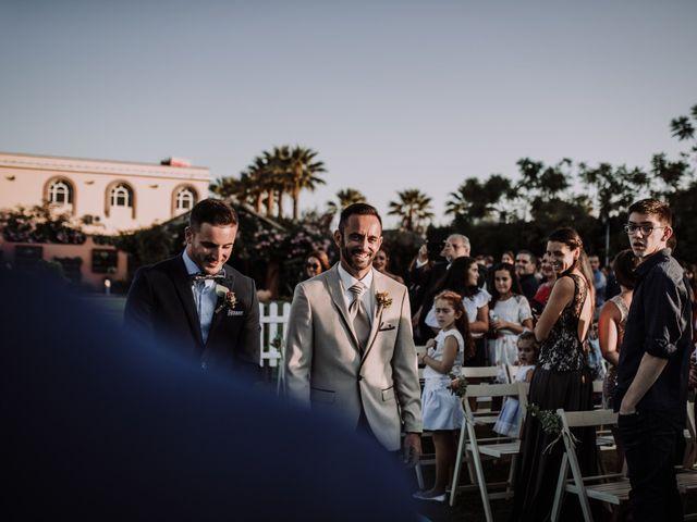 La boda de Salva y Laura en Mijas Costa, Málaga 28