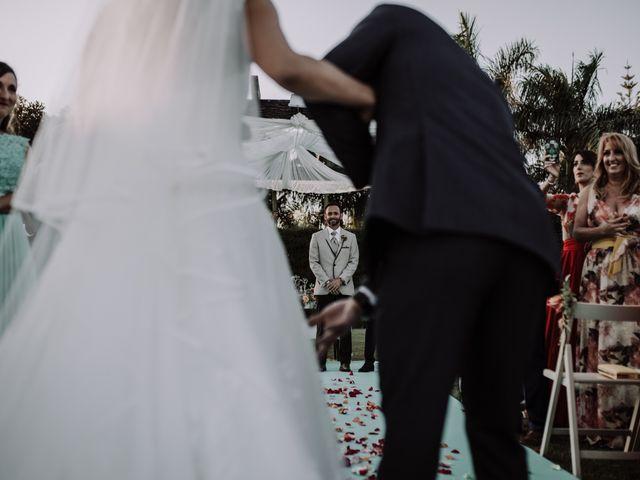 La boda de Salva y Laura en Mijas Costa, Málaga 30