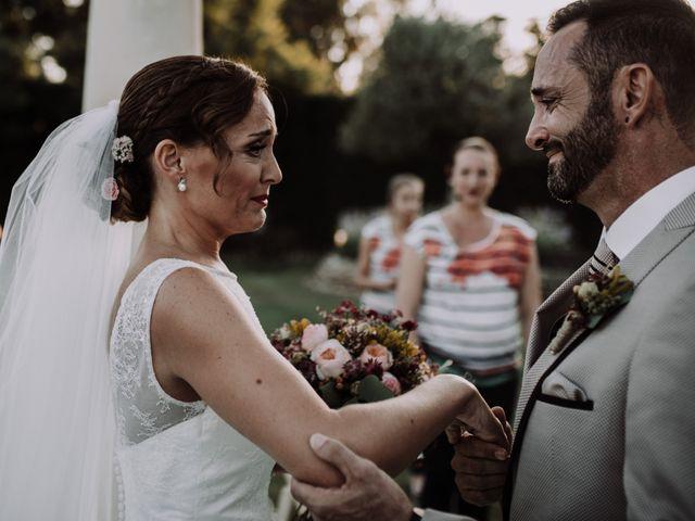 La boda de Salva y Laura en Mijas Costa, Málaga 31