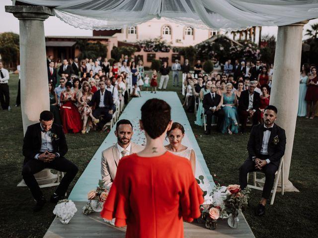 La boda de Salva y Laura en Mijas Costa, Málaga 32