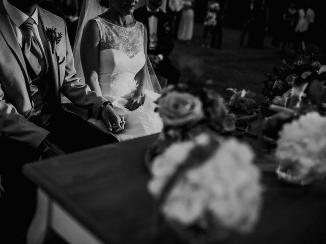 La boda de Salva y Laura en Mijas Costa, Málaga 33