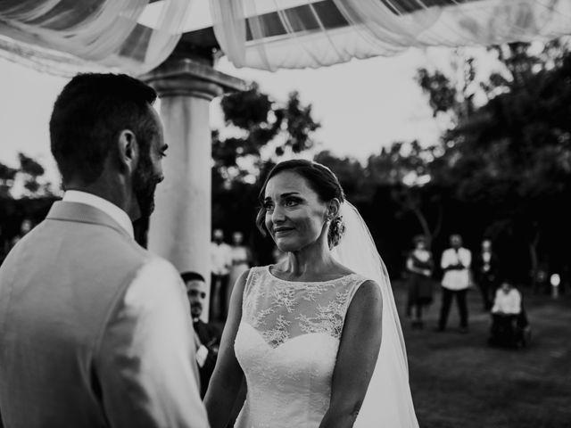 La boda de Salva y Laura en Mijas Costa, Málaga 36