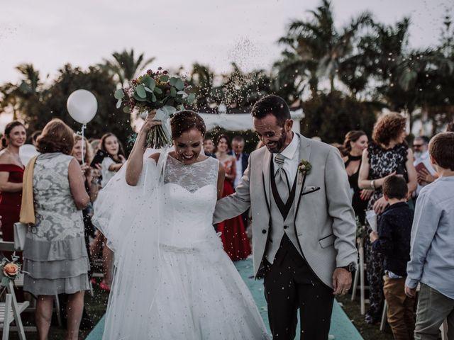 La boda de Salva y Laura en Mijas Costa, Málaga 38