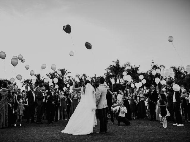 La boda de Salva y Laura en Mijas Costa, Málaga 39