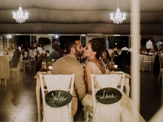 La boda de Salva y Laura en Mijas Costa, Málaga 50