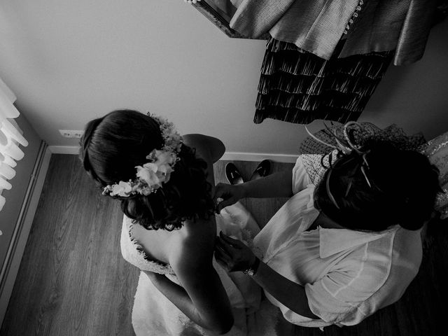 La boda de Asier y Cristina en Munguia, Vizcaya 13