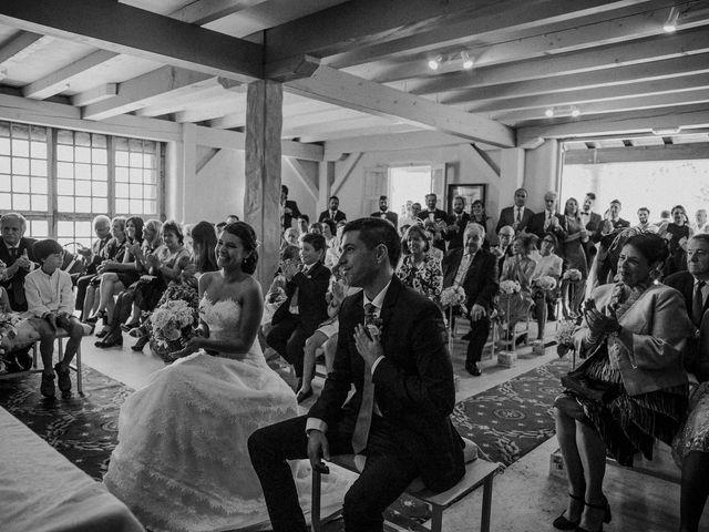 La boda de Asier y Cristina en Munguia, Vizcaya 16