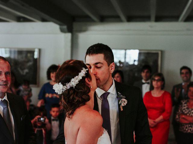 La boda de Asier y Cristina en Munguia, Vizcaya 17