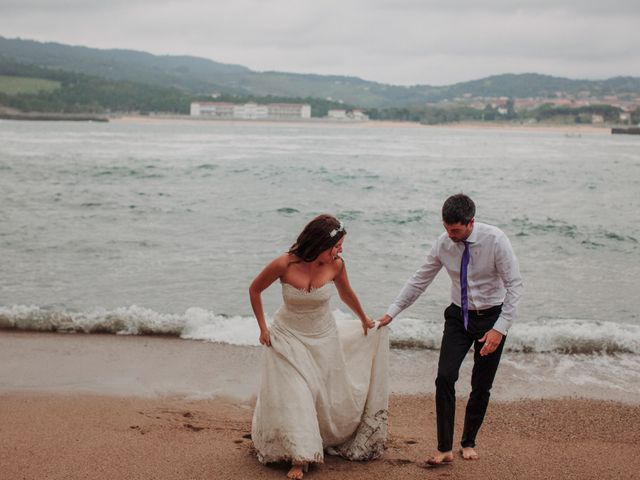La boda de Asier y Cristina en Munguia, Vizcaya 41