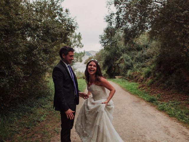 La boda de Asier y Cristina en Munguia, Vizcaya 44