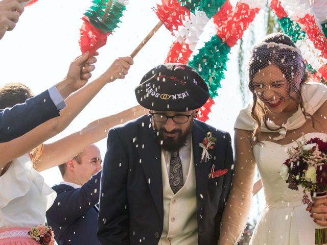 La boda de Iban y Sonia en Vitoria-gasteiz, Álava 130