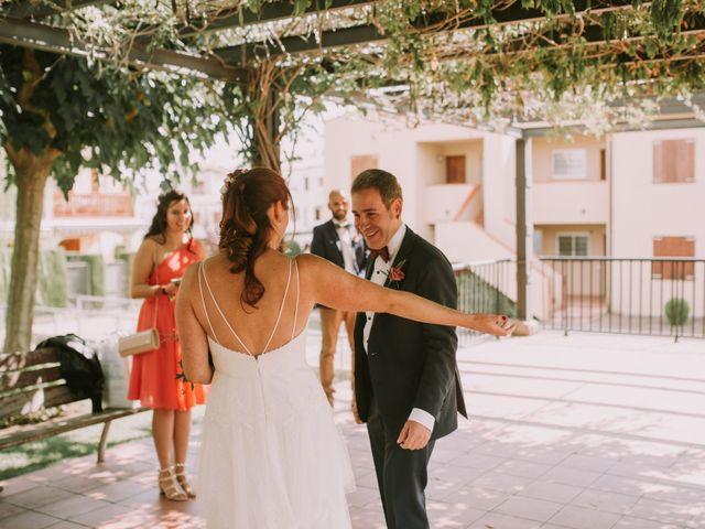 La boda de Miquel y Vanesa en Platja D'aro, Girona 16