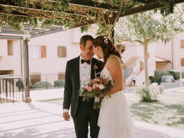 La boda de Miquel y Vanesa en Platja D'aro, Girona 17