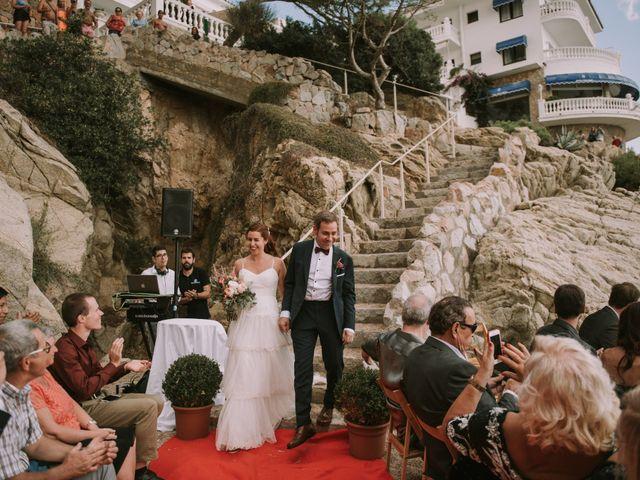La boda de Miquel y Vanesa en Platja D'aro, Girona 20