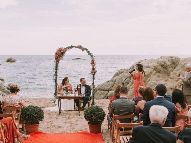 La boda de Miquel y Vanesa en Platja D'aro, Girona 22