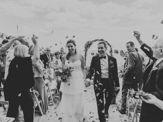 La boda de Miquel y Vanesa en Platja D'aro, Girona 1
