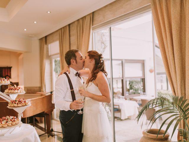 La boda de Miquel y Vanesa en Platja D'aro, Girona 31
