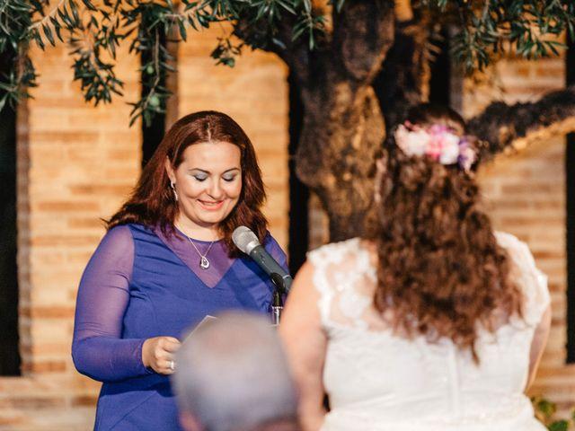 La boda de Marcos y Carolina en Polinyà De Xúquer, Valencia 1