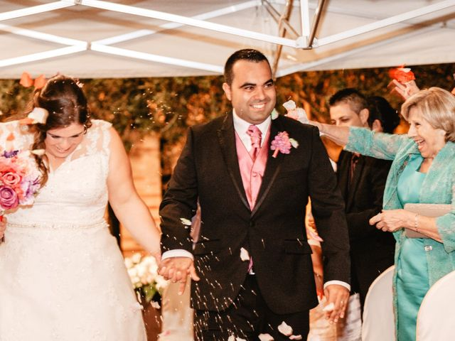 La boda de Marcos y Carolina en Polinyà De Xúquer, Valencia 3