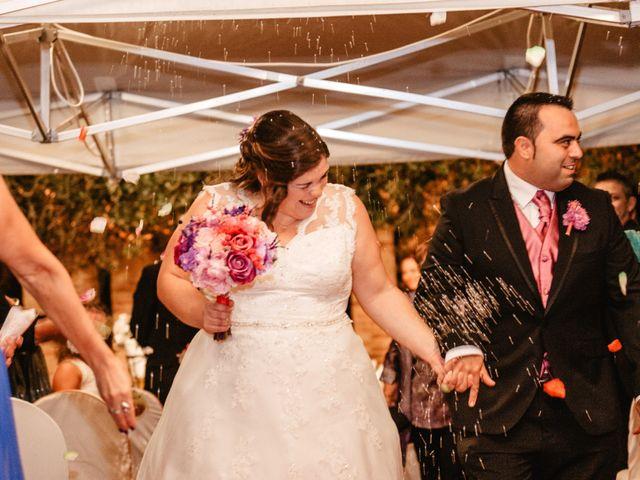 La boda de Marcos y Carolina en Polinyà De Xúquer, Valencia 4