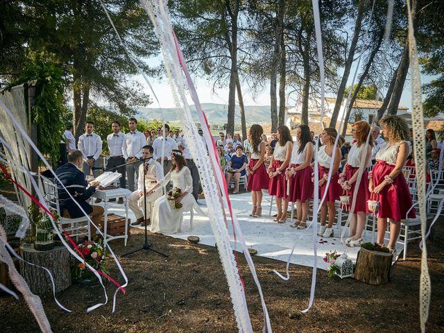 La boda de Dany y Nelly en Carcaixent, Valencia 4