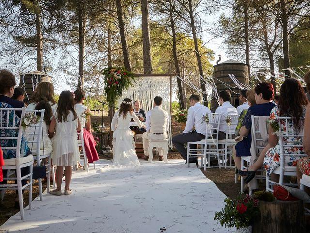 La boda de Dany y Nelly en Carcaixent, Valencia 5