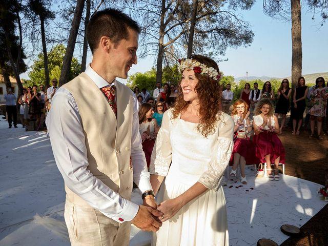 La boda de Dany y Nelly en Carcaixent, Valencia 6