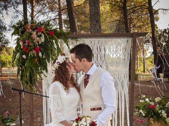 La boda de Dany y Nelly en Carcaixent, Valencia 10